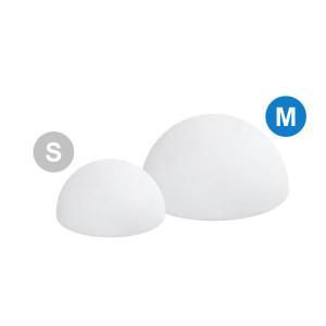 Linea Light - Ohps! - Ohps! - Semi-sphere shaped outdoor floor lamp M
