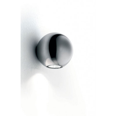 Linea Light - Pelota - Pelota wall lamp - Chrome - LS-LL-6613
