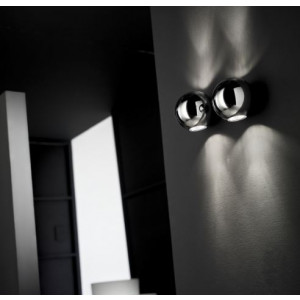 Linea Light - Pelota - Pelota - Wall lamp double emission
