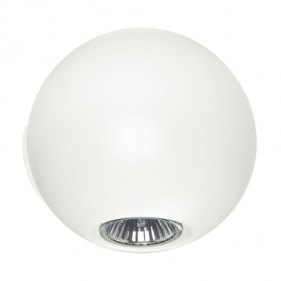 Linea Light - Pelota - Pelota - Wall lamp double emission - White - LS-LL-6611