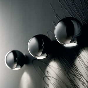 Linea Light - Pelota - Pelota wall lamp