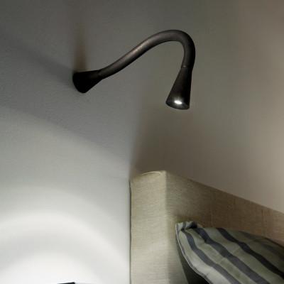Linea Light - Snake - Snake LED - Adjustable led wall lamp S