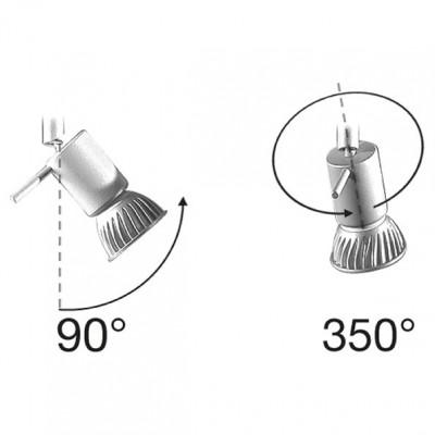 Linea Light - Spotty - Spotty floor lamp