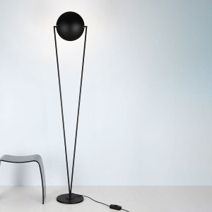 Lumen Center - Classic collection - Victory Led PT - Design floor lamp with dimmer