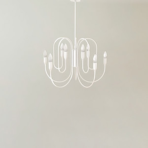 Lumen Center - Freedom - Freedom 10L SP - Linear chandelier with ten lights