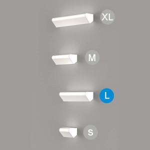 Lumen Center - Gilles - Gilles AP L - Modern wall lamp