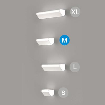 Lumen Center - Gilles - Gilles M AP mono - Mono On-Off LED wall lamp