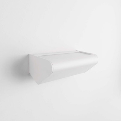 Lumen Center - Gilles - Gilles M AP mono - Mono On-Off LED wall lamp - White - LS-LC-GILMOF1052 - Super warm - 2700 K - Diffused