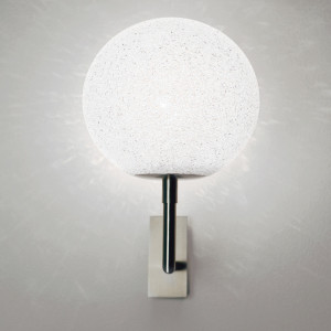Lumen Center - Iceglobe Mini - Iceglobe Mini 21B AP - Wall lamp with sphere