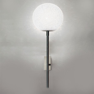 Lumen Center - Iceglobe Mini - Iceglobe Mini 21BL AP - Wall lamp with sphere