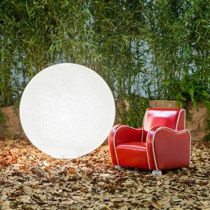 Lumen Center - Iceglobe - Iceglobe Giant 02 TL PT XL - Floor or table lamp