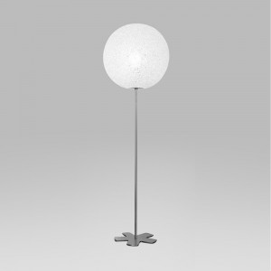 Lumen Center - Iceglobe - Iceglobe L11 PT M - Floor lamp with sphere