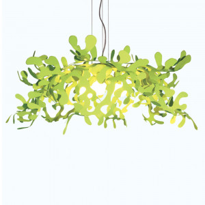 Lumen Center - Leaves - Superleaves SP - Three lights suspension