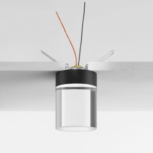 Lumen Center - Pinco & Pallino - Pallino 21-I - Tubular recessed ceiling light
