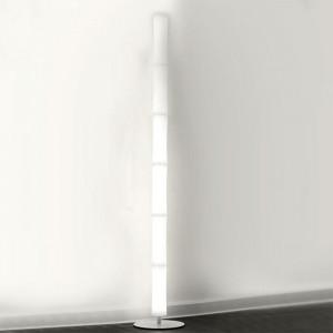 Lumen Center - Takè Plus - Také Plus 06 BT PT - Floor lamp with six LED elements with adjustable brightness