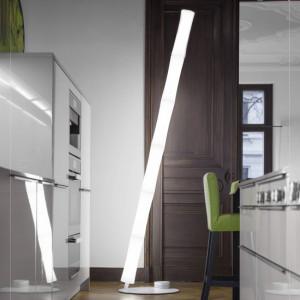 Lumen Center - Takè Plus - Také Plus Oval 06 BT PT - LED-floor lamp with six elements with dimmmer