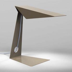 Lumicom - Table Lamps - Swan – Modern nightstand lamp