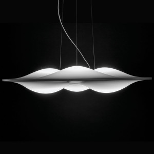 Ma&De - Circle Wave - Circle Wave - Sospension Lamp M