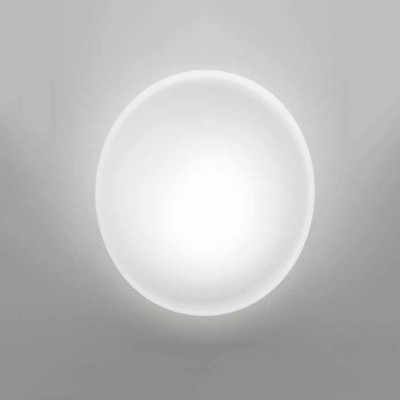 Ma&De - Dynamic - Dynamic M AP - Glass wall or ceiling lamp - White -  - Warm white - 3000 K - Diffused