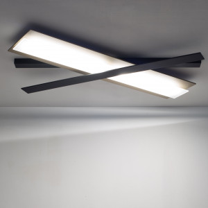 Ma&De - Eclips - Eclips S PL LED - Fan-shaped LED ceiling lamp