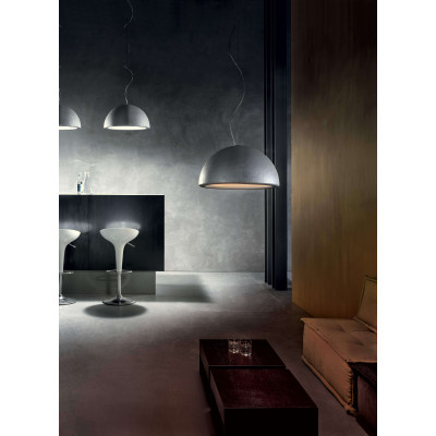 Ma&De - Entourage - Entourage P1 SP S LED - Small dome-shaped chandelier with dimmable LED light