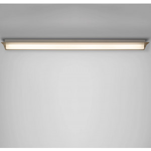 Ma&De - Flurry - Flurry S AP PL L LED - Large rectangular applique and ceiling lamp with LED light