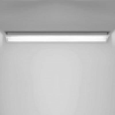 Ma&De - Flurry - Flurry S AP PL M LED - Medium rectangular applique and ceiling lamp with LED light