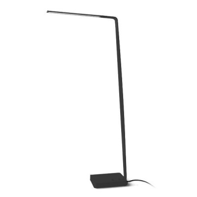 Ma&De - Lama - Lama - Floor lamp M - Black - LS-LL-7136 - Warm white - 3000 K - Diffused