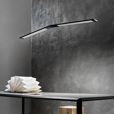 Ma&De - Lama - Lama pendant lamp - Black -  - Warm white - 3000 K - Diffused