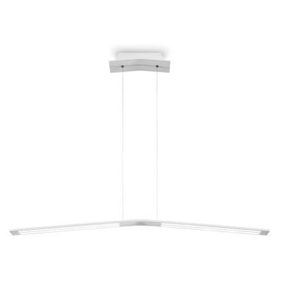 Ma&De - Lama - Lama pendant lamp - White -  - Warm white - 3000 K - Diffused