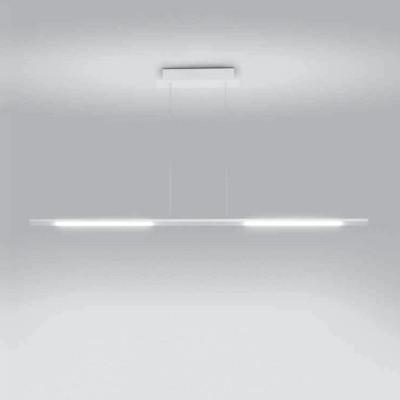 Ma&De - Lama - Lama S - Pendant lamp - White -  - Warm white - 3000 K - Diffused