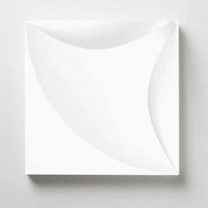 Ma&De - Moonflower - Moonflower RGB S AP - Square-shaped wall lamp