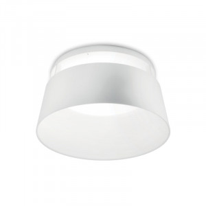 Ma&De - Oxygen - Oxygen S PL M LED - Colored ring shaped ceiling lamp with LED light measure M