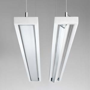 Ma&De - Tablet LED - Tablet P1 SP LED - Adjustable suspension lamp in polycarbonate with LED light