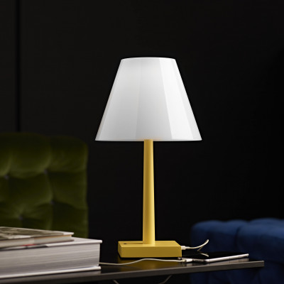 Rotaliana - Dina+ - Dina+ TL LED - Portable LED table lamp with USB