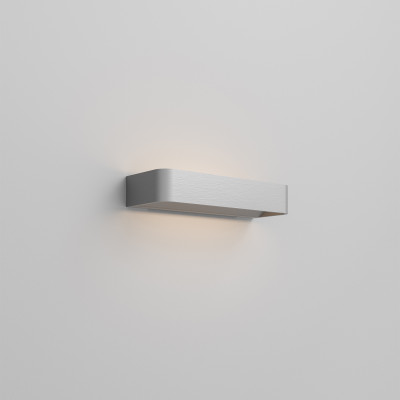 Rotaliana - Frame - Frame W2 - Modern-style LED applique - Satin nickel - Diffused