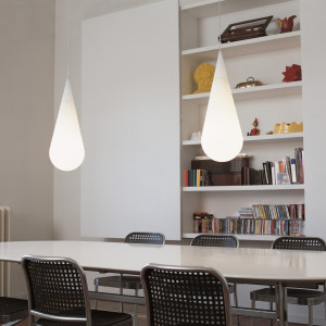 Rotaliana - Goccia - Goccia H2 SP S - Modern chandelier size S