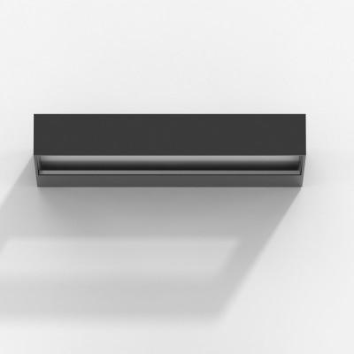 Rotaliana - Inout - InOut W2 outdoor AP LED - Biemission applique - Matt black - LS-RO-1I0W200012ZL0 - Super warm - 2700 K - Diffused