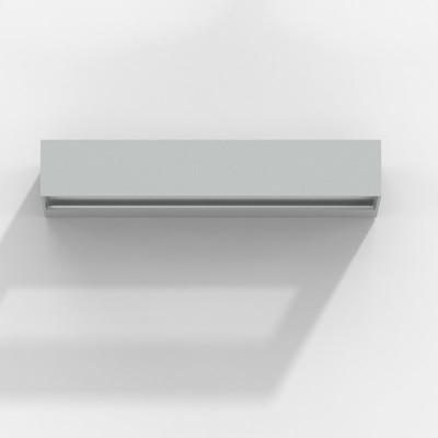 Rotaliana - Inout - InOut W2 outdoor AP LED - Biemission applique - Silver - LS-RO-1I0W200044ZL0 - Super warm - 2700 K - Diffused