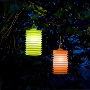 Rotaliana - Lampion - Lampion H2 SP - Colored chandelier for gardens