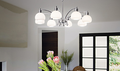 Ceiling lamps and chandeliers Ideal Lux
