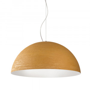 Snob - Terracotta - Terracotta SP M - Pendant lamp energy saving - Earthenware - LS-WP-18023201