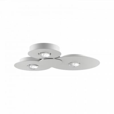 Bugia Triple Led Pl Design Ceiling Lamp For Living Room