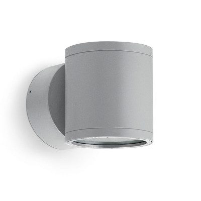 Traddel - Bi emission outdoor applique - Double 2 - Bi emission outdoor light - Zirconium grey - LS-LL-60325