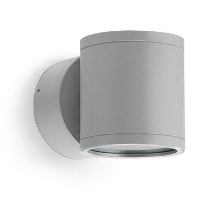 Traddel - Bi emission outdoor applique - Double 2 - Outdoor up/down emission - Zirconium grey - LS-LL-60305