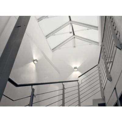 Traddel - Bi emission outdoor applique - Dual LED - Double emission wall lamp 36°-36°