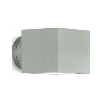 Traddel - Bi emission outdoor applique - Dual - Wall sconce S up/down emission - Aluminium grey - LS-LL-51665
