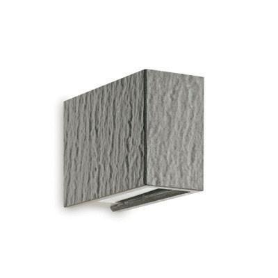 Traddel - Bi emission outdoor applique - Rock - Outdoor wall sconce