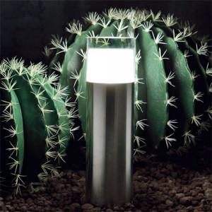 Garden lighting peg