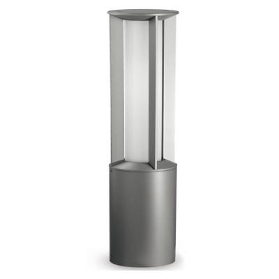 Traddel - Garden lighting peg - Pilos - Garden lighting pole M - Zirconium grey - LS-LL-60005
